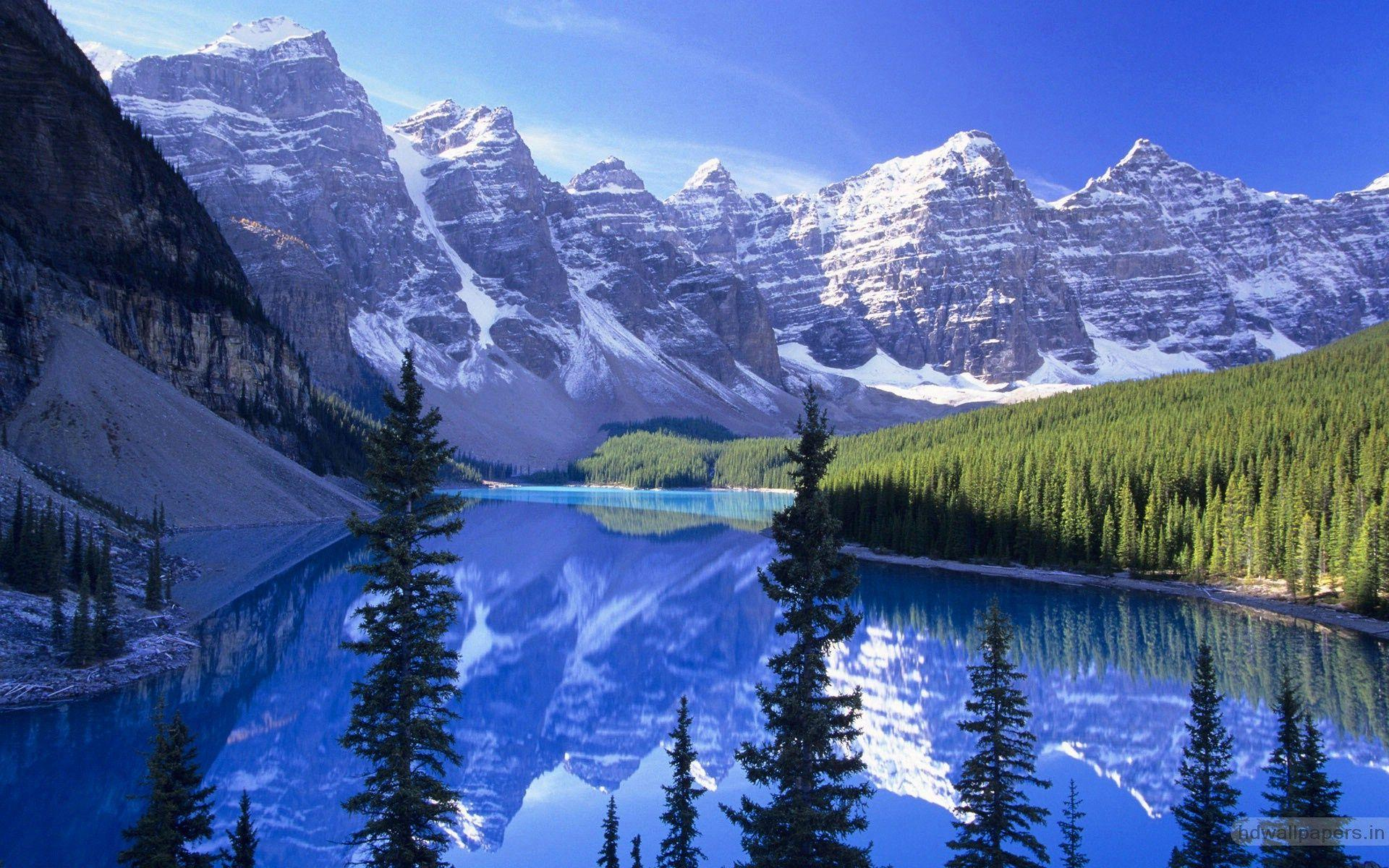 Alberta National Park Canada Wallpapers in jpg format for free download