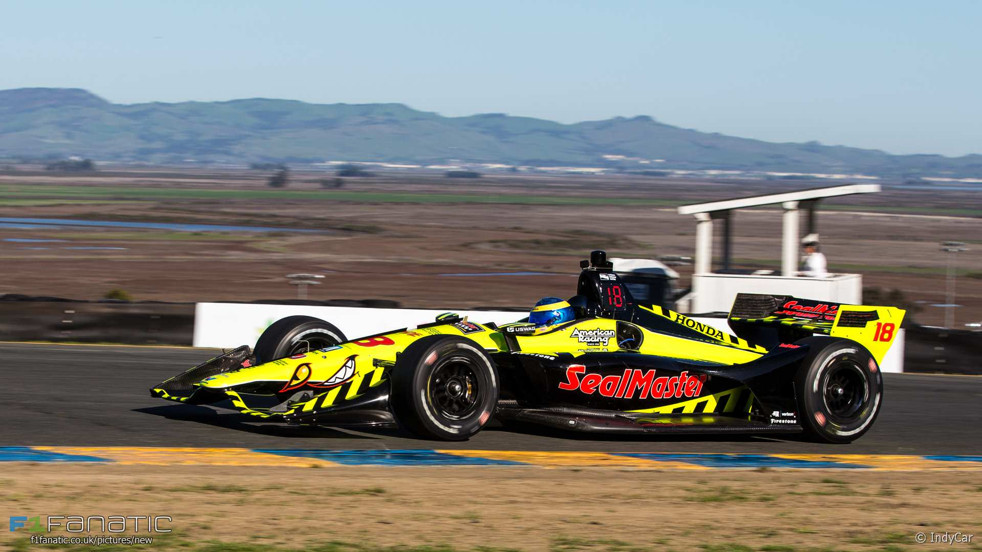 Pictures: More of 2018's new IndyCars in action · RaceFans