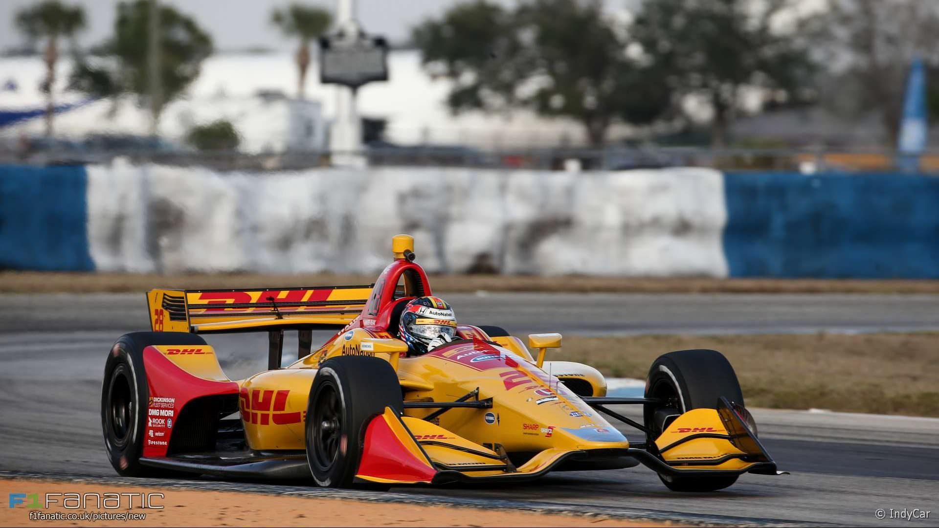 Ryan Hunter-Reay, Andretti, IndyCar, Sebring, 2018 · RaceFans