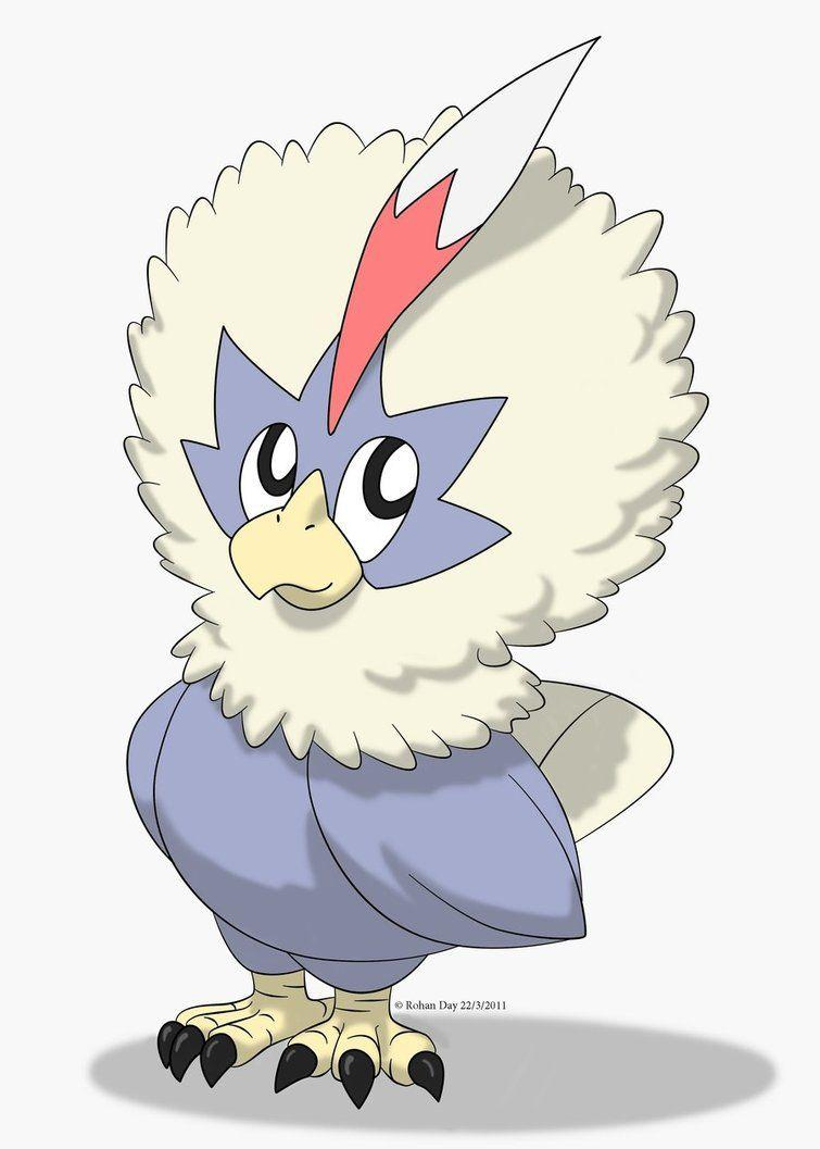 Rufflet by captaincabbage on DeviantArt