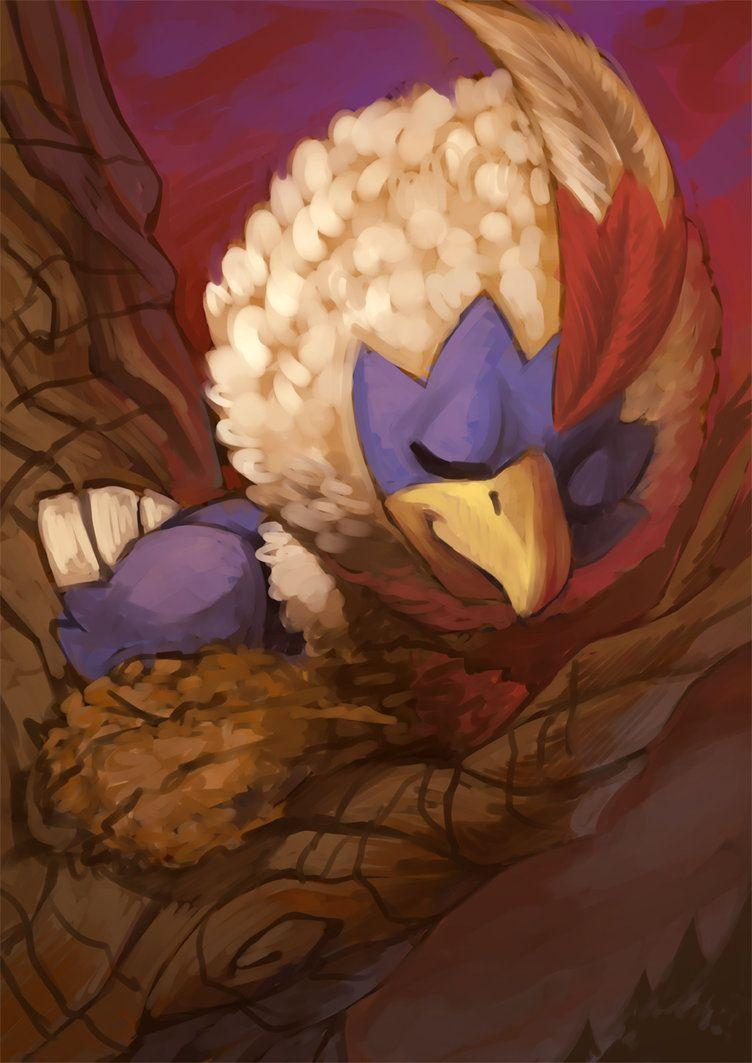 Fav Normal Type - Rufflet by KoiDrake on DeviantArt