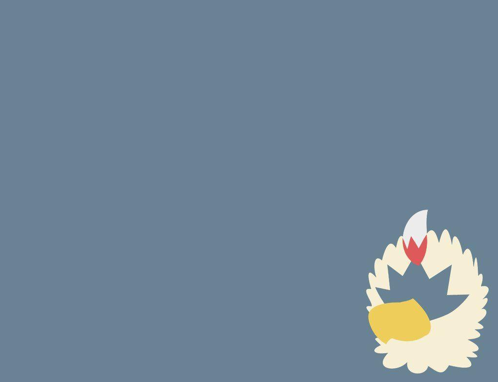 Rufflet Wallpaper by BuizelKnight on DeviantArt