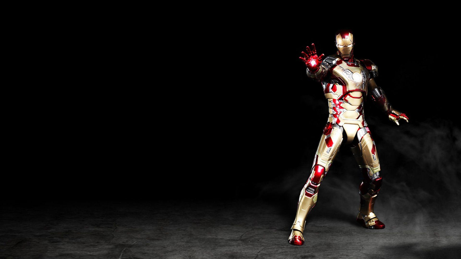 Iron Man Heart Wallpapers Wallpaper Cave