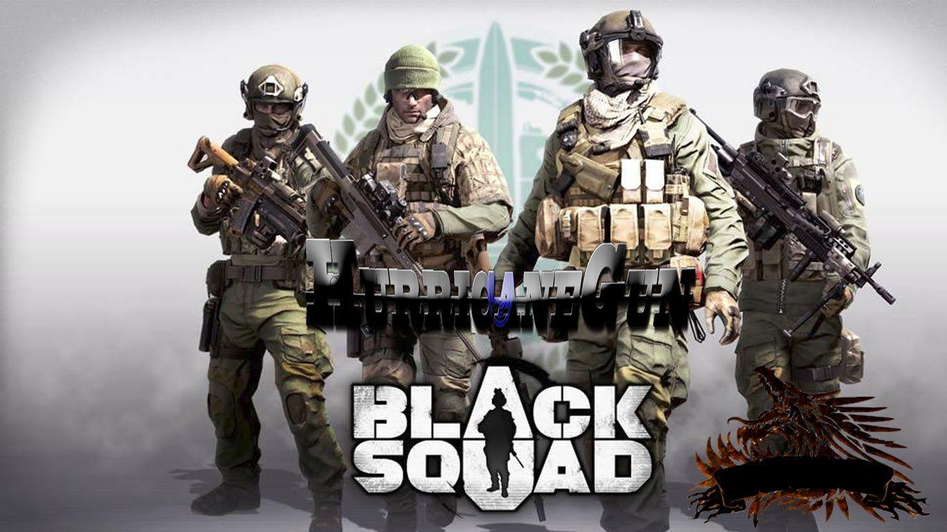 Black Squad Wallpapers