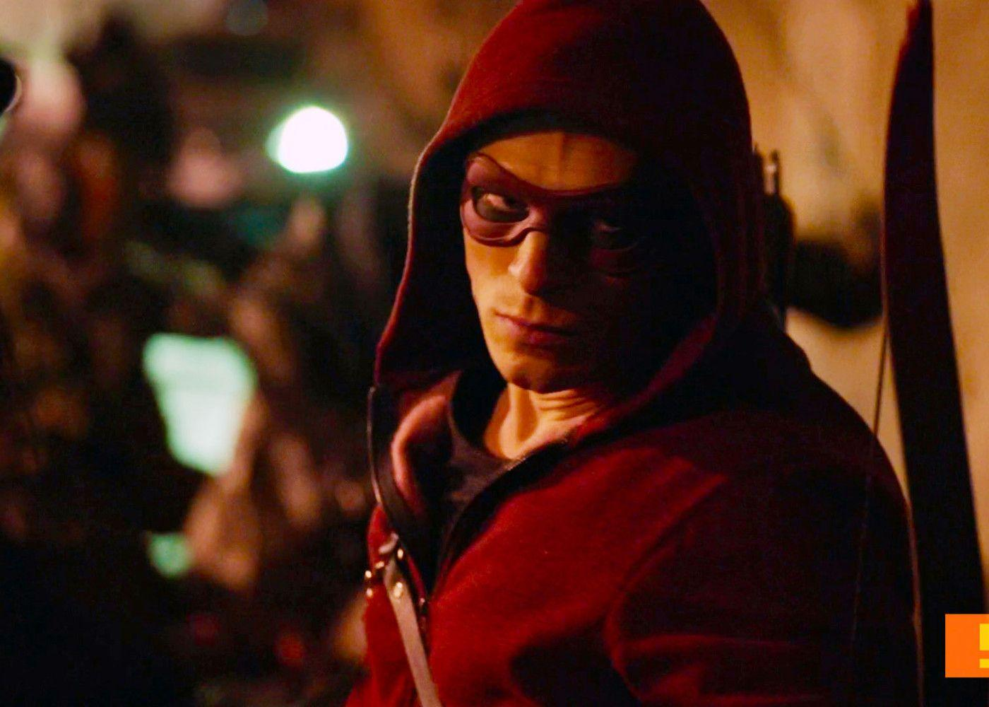 "Colton Haynes returns as Roy Harper for CW's ""Arrow"" 