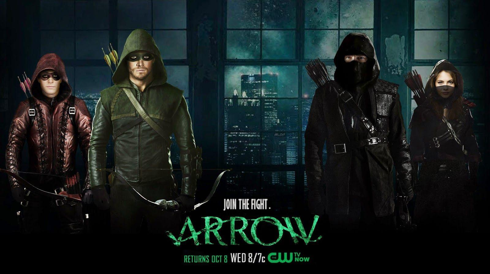 NGN MOVIE & TV ARTICLES: ARROW HITS ITS MARK ONCE AGAIN