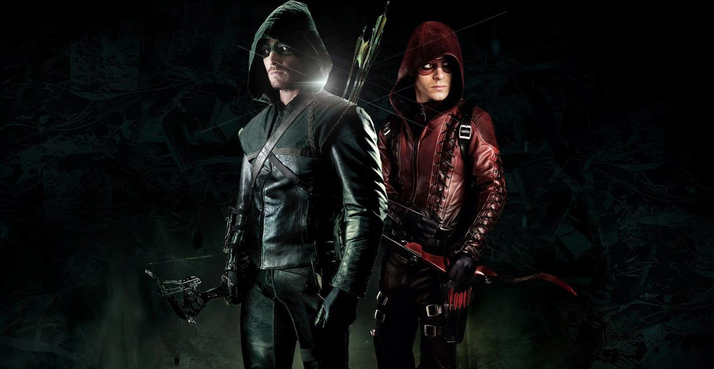 Arrow Visits the Land of Oz – poptraction