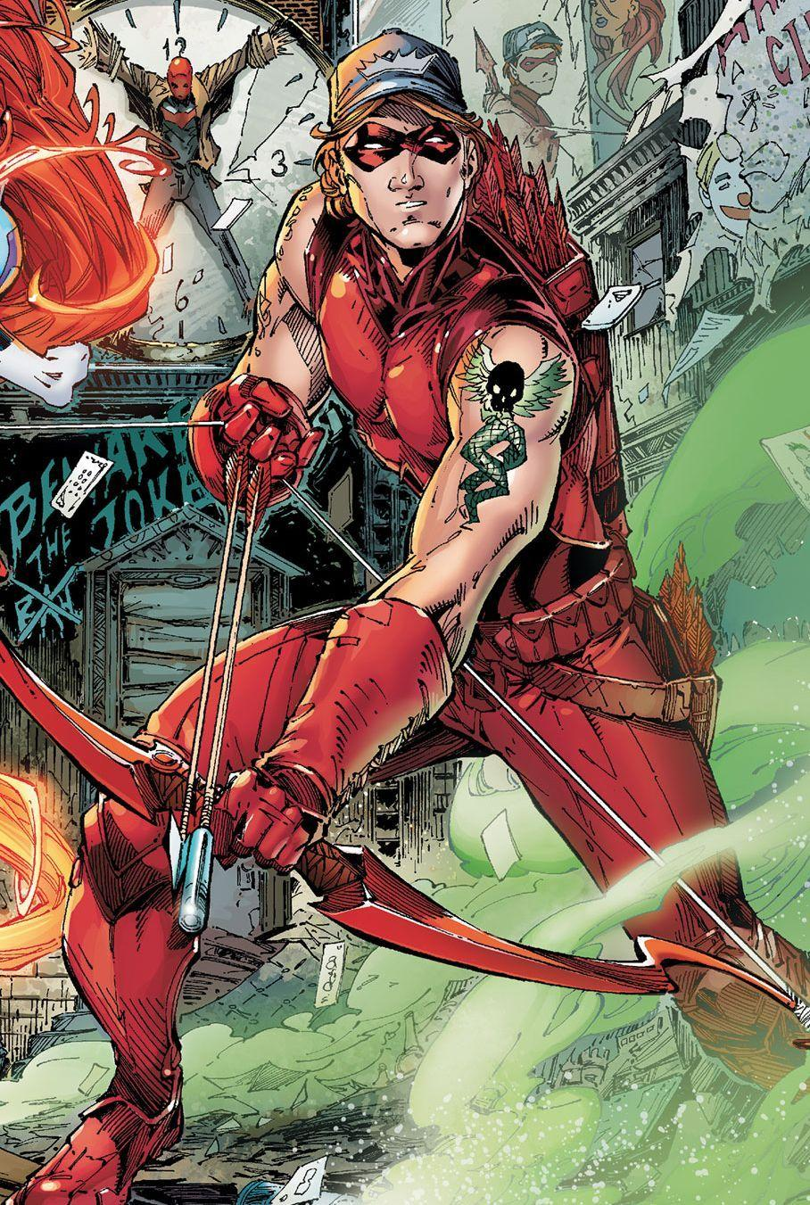 Roy Harper screenshots, images and pictures - Comic Vine | More ...