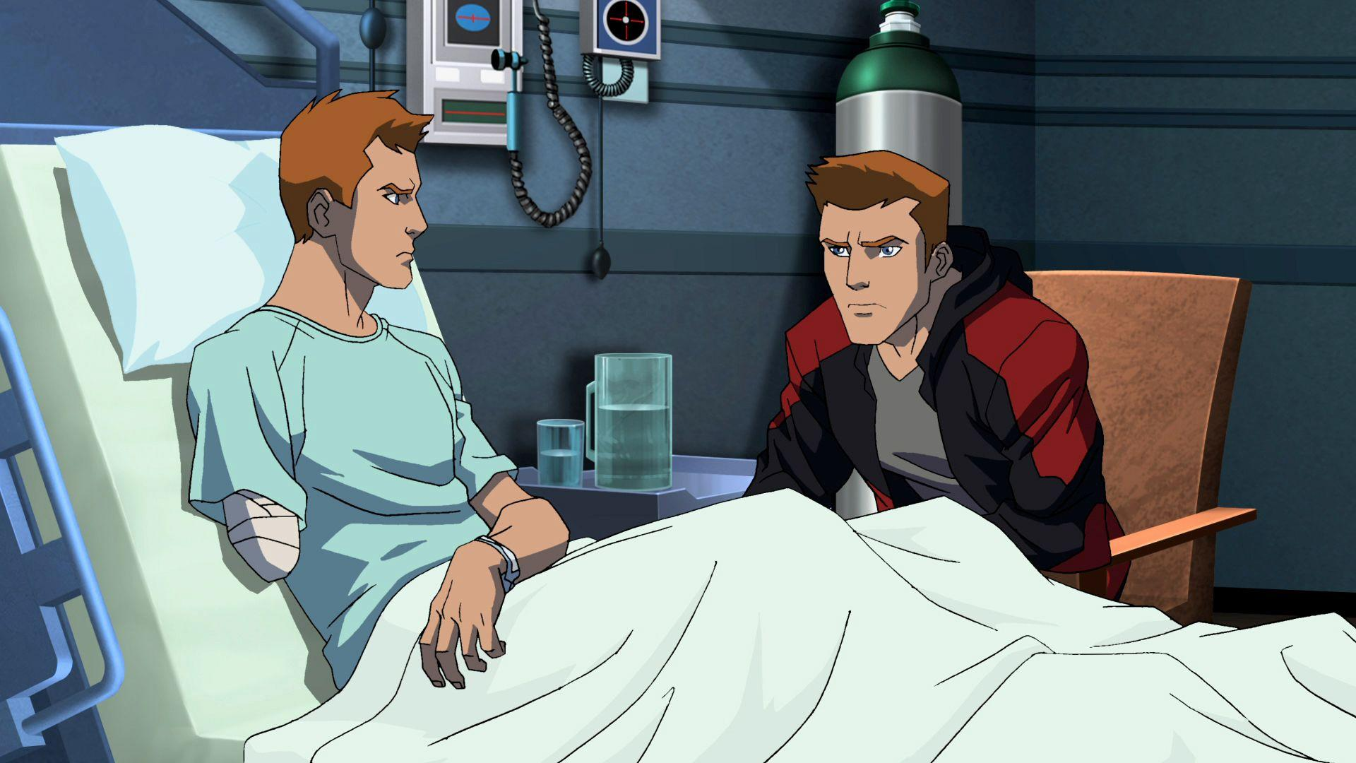 Young Justice' Episode 34 Satisfaction Clips and Images - Young ...