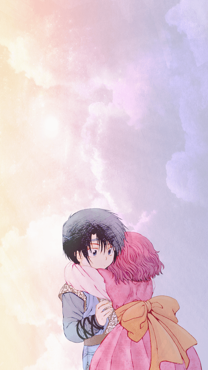 Little Hak & Yona anime phone wallpapers Enjoy!~