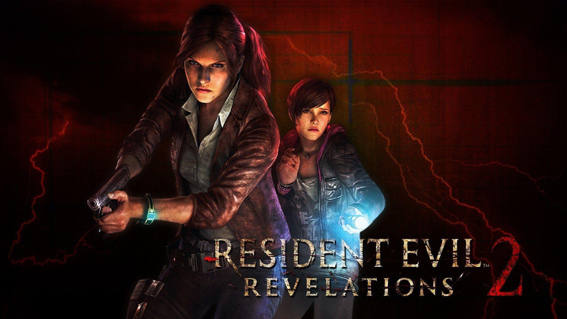 Resident Evil Revelations 2 Wallpapers Wallpaper Cave