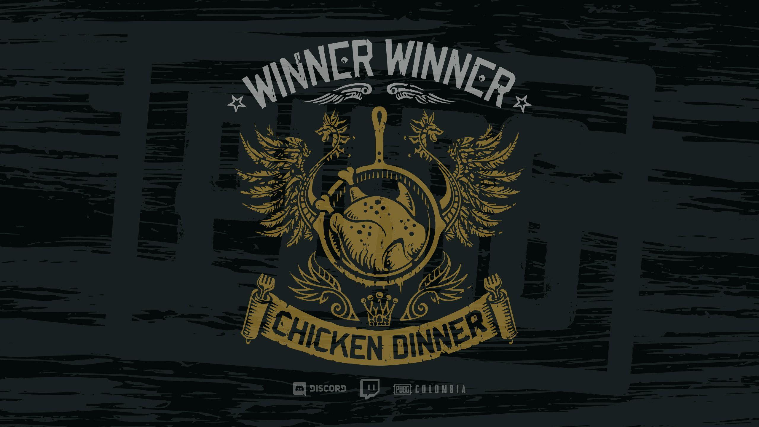 Check Out This Awesome Winner Winner Chicken Dinner: Winner Winner Chicken Dinner Wallpapers