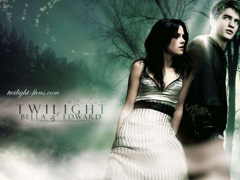Bella Swan And Edward Cullen Wallpapers Wallpaper Cave