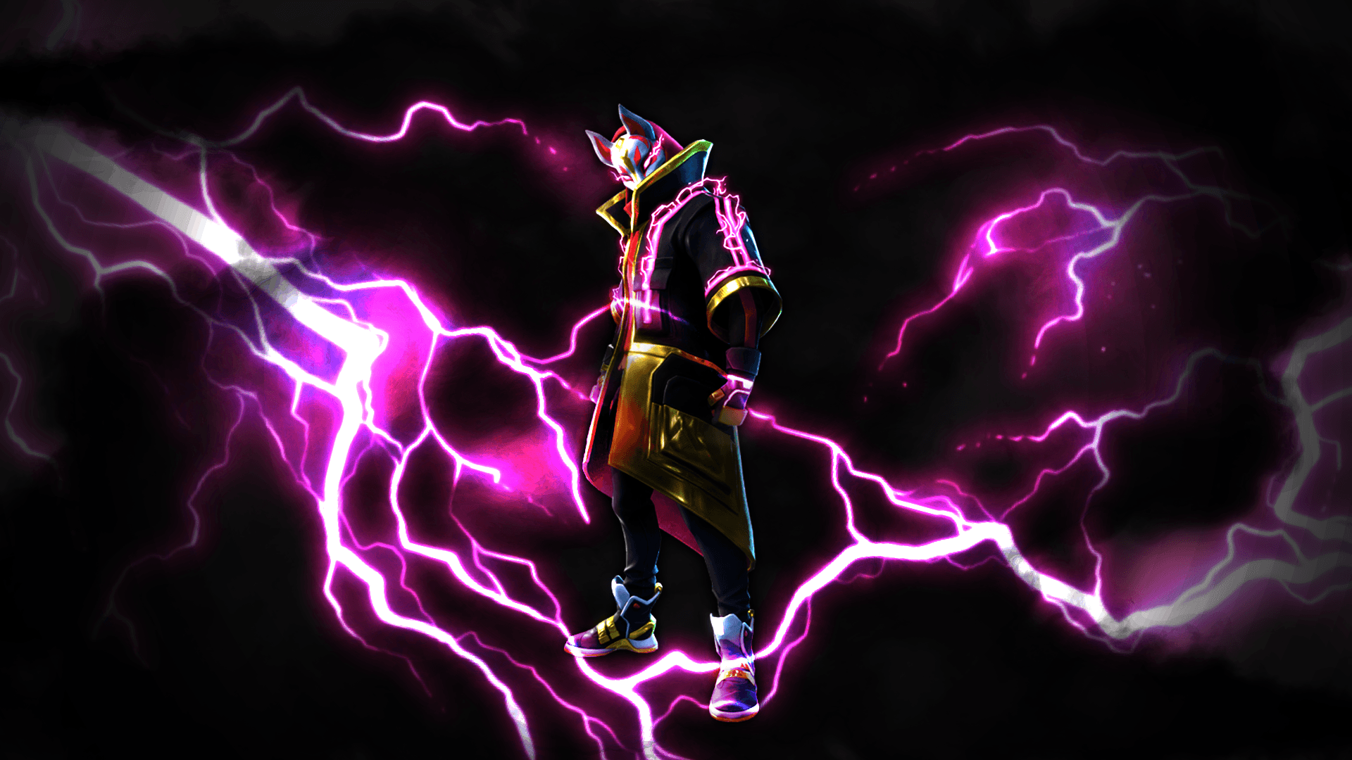 Awesome drift skin wallpapers fortnite season 5 by mexyt