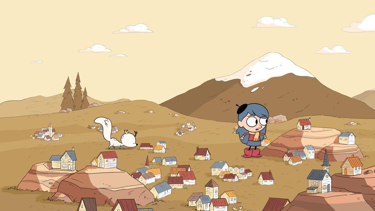 Hilda on Twitter: An animated series for Netflix! https://t.co ...