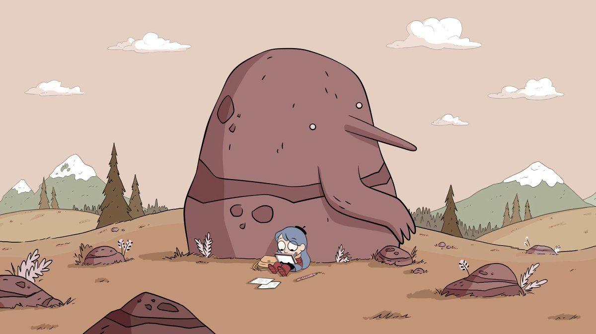 Hilda on Twitter: Excited to announce, Hilda the Series on Netflix ...