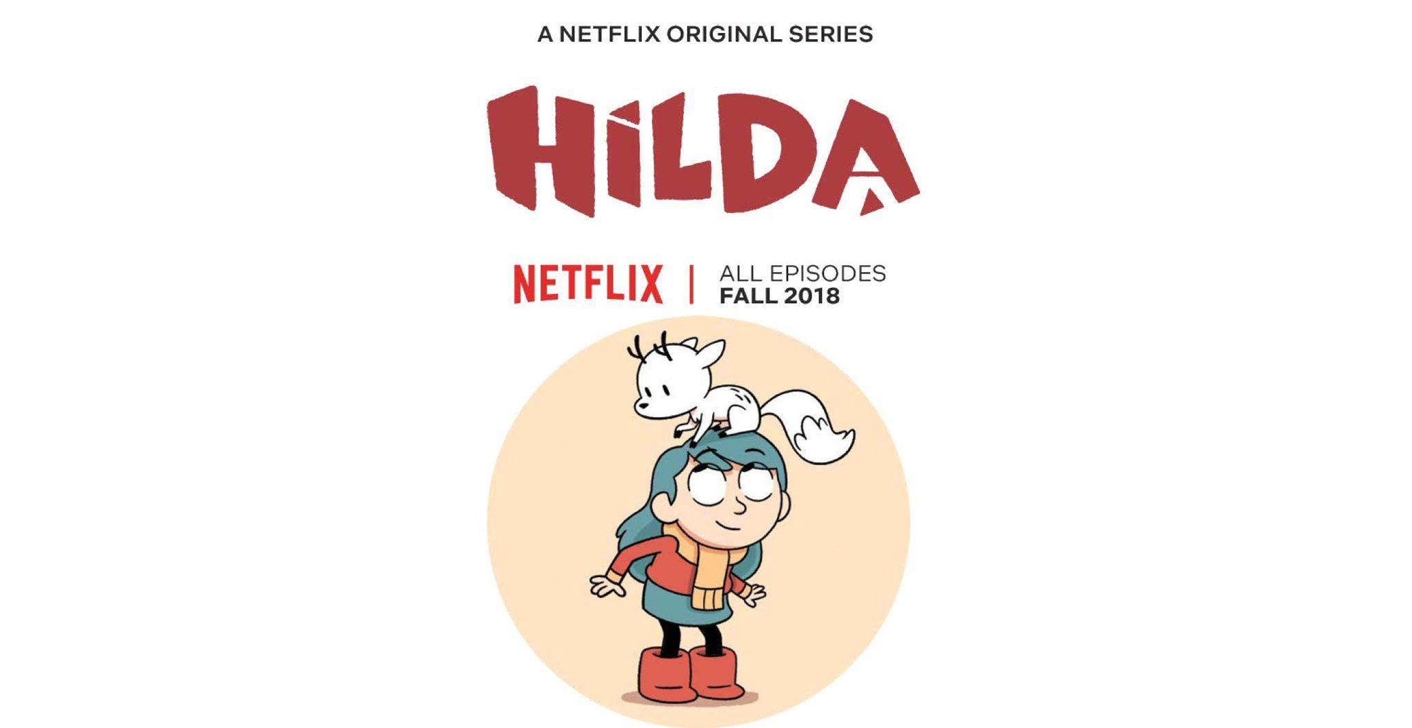 Nobrow Press | Tag Archive for Hilda Netflix |