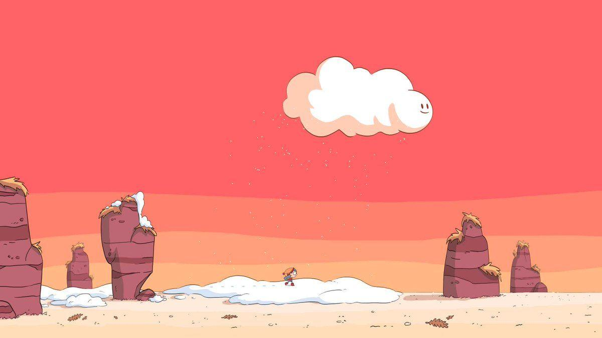 Hilda on Twitter: Cloud spirits, trolls, and giants are some of the ...