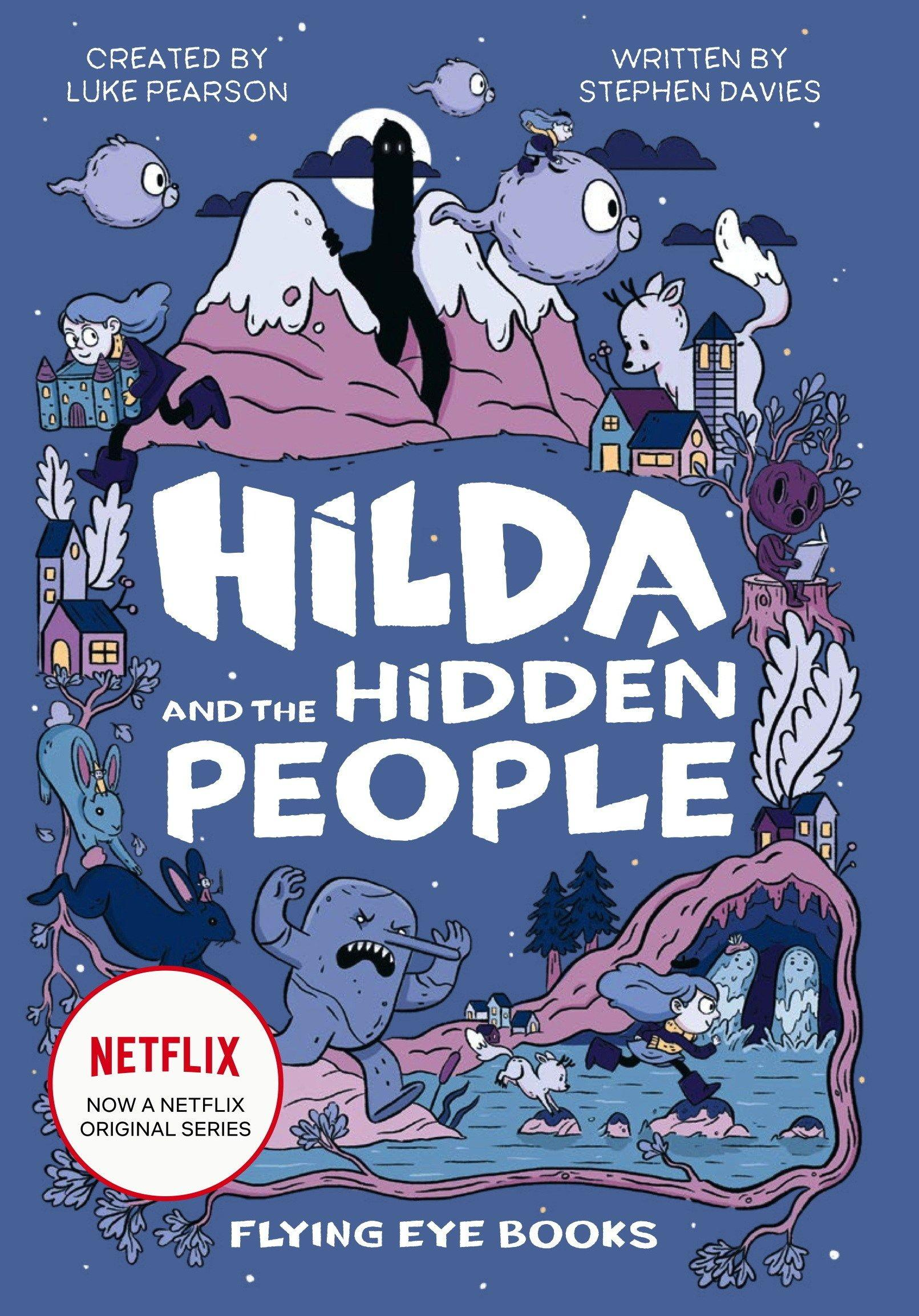 EXCLUSIVE: Hilda is coming to Netflix and we've got the first cover ...