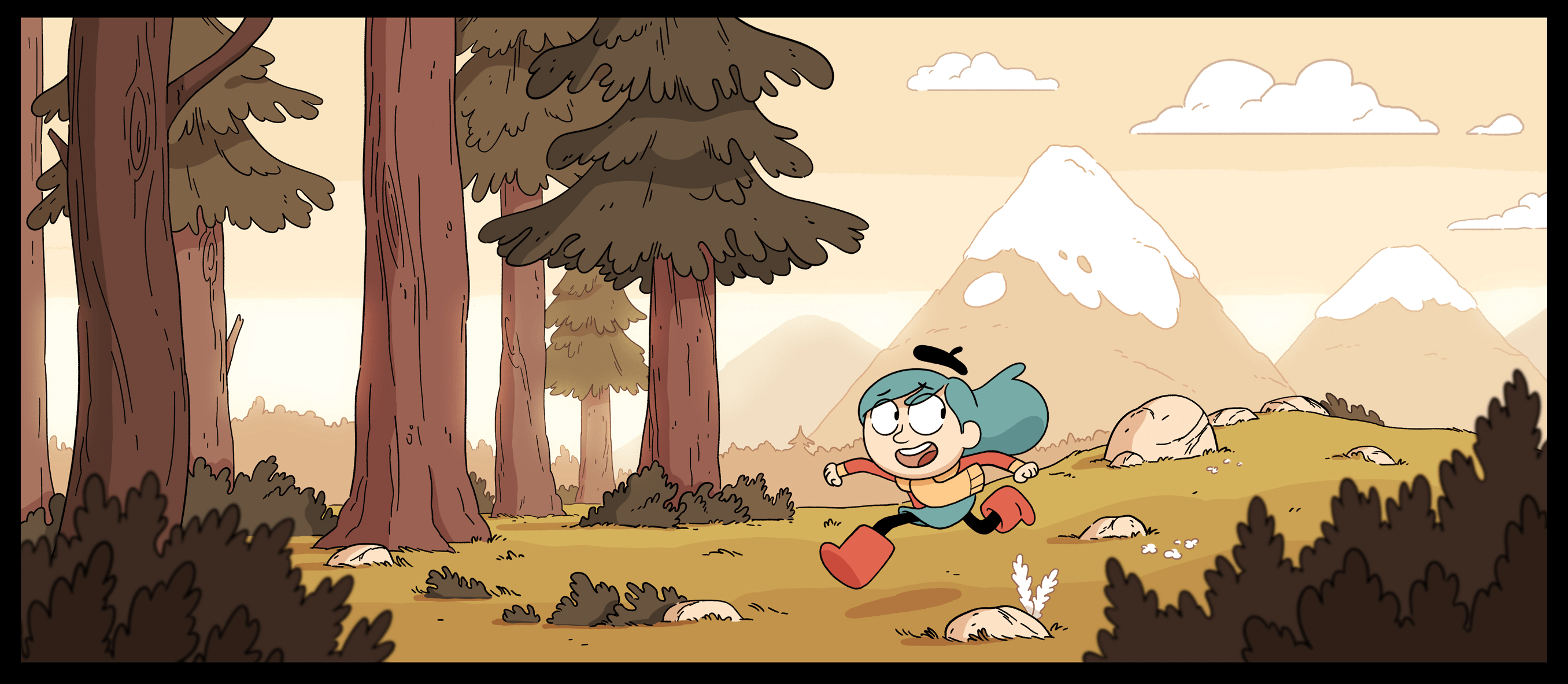 Hilda: A Netflix Original Series based on the graphic novels by Luke ...