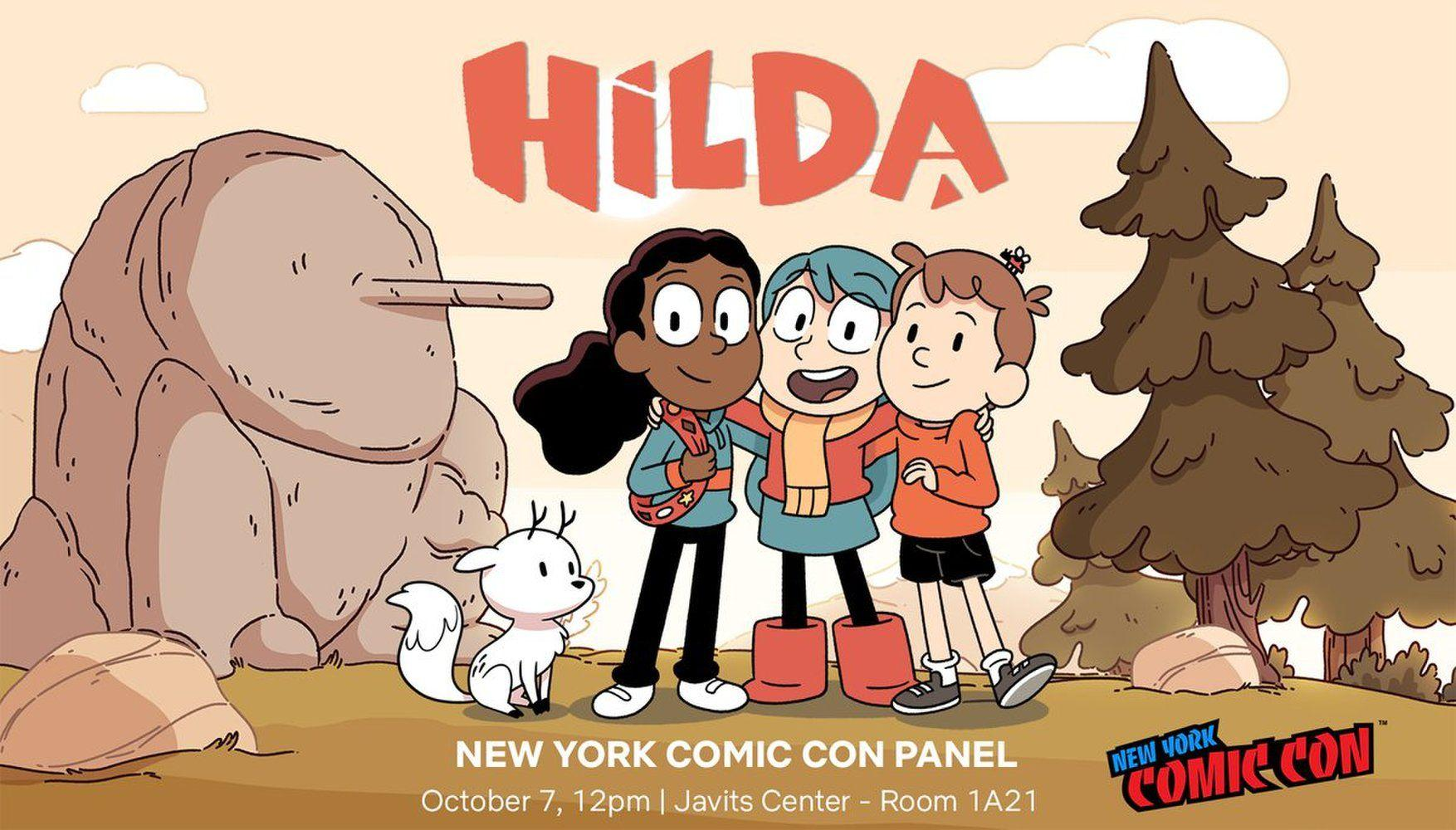 Netflix's HILDA Debuts In Less Than Two Weeks