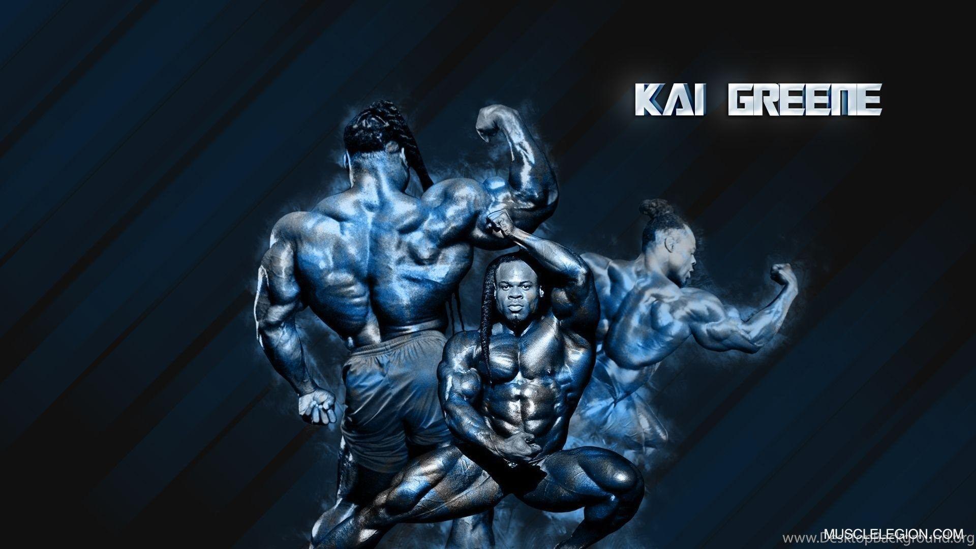 Wallpapers Kai Greene Muscle Legion 1920x1080 Desktop Background