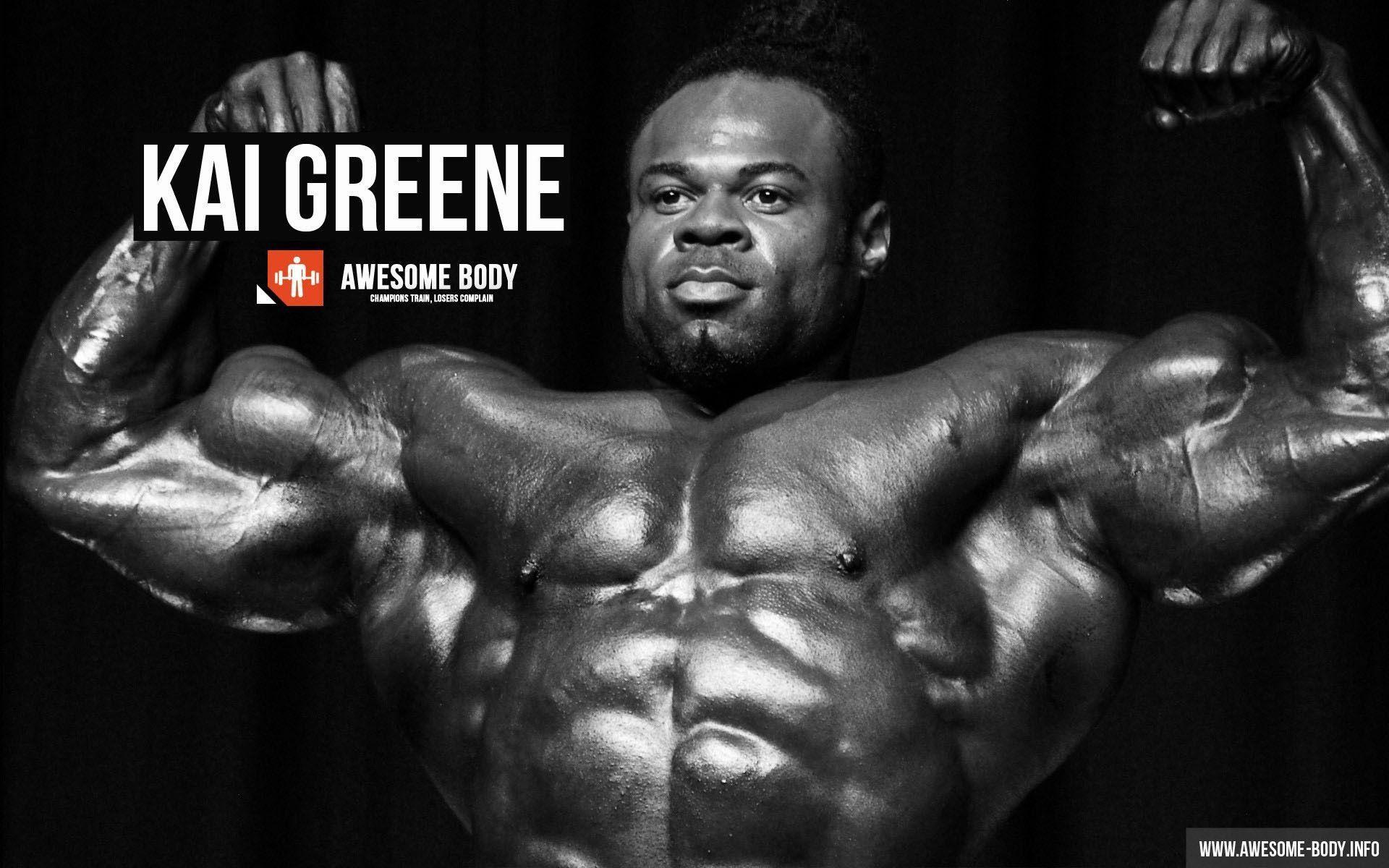 Kai Greene Biceps | Bodybuilding Wallpaper HD | Awesome poster .