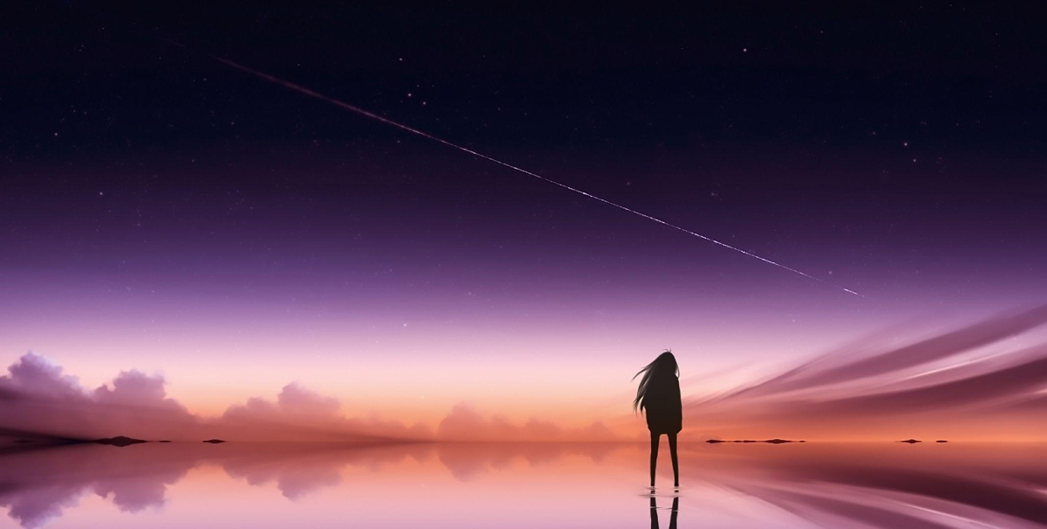 Anime Alone Wallpapers Wallpaper Cave