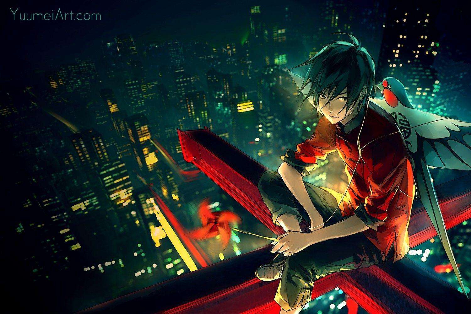 Alone Anime Wallpapers - Wallpaper Cave