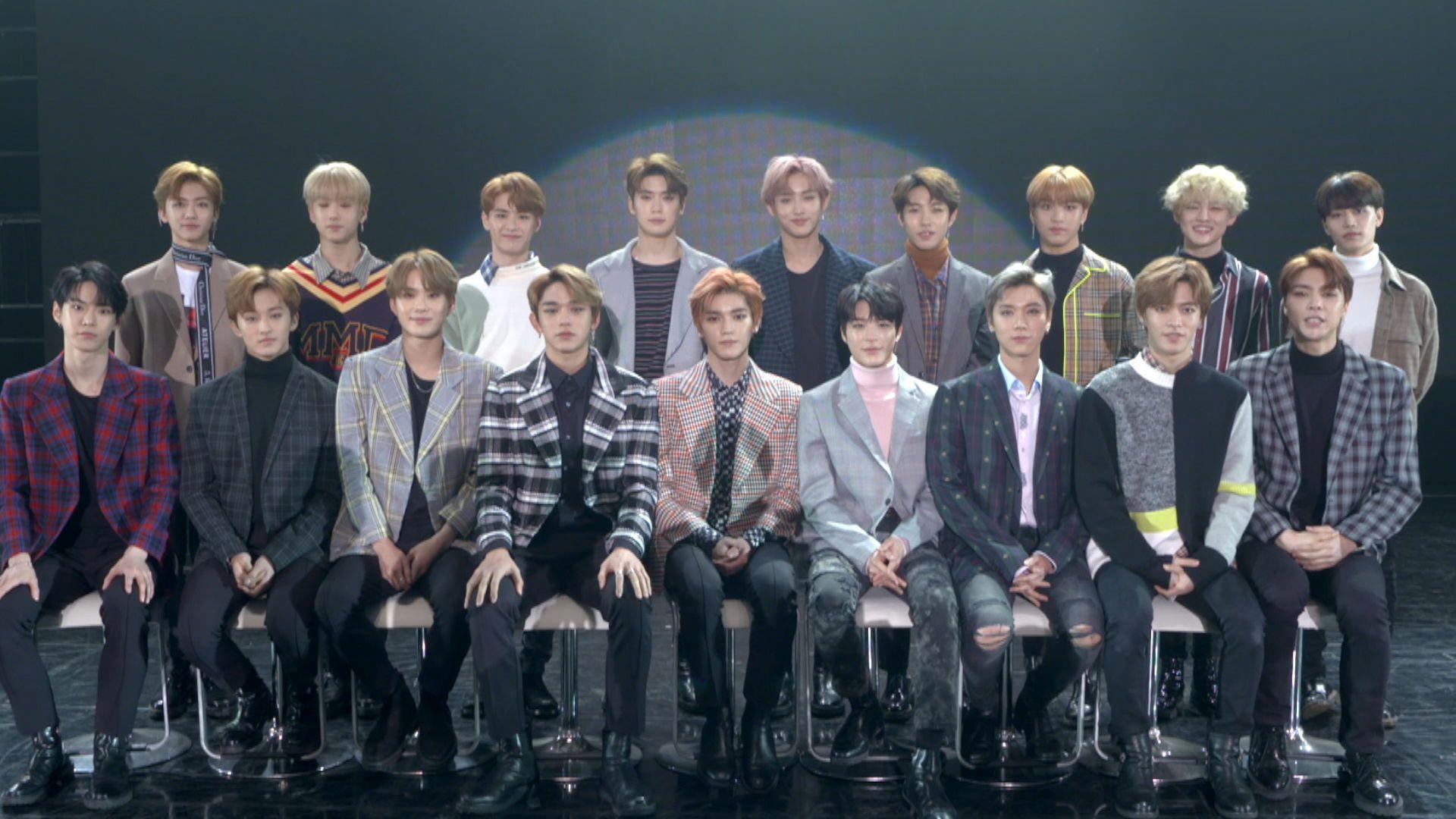 "Watch ""[NCT] Special Message from NCT 2018"" posted by NCT on Apple"