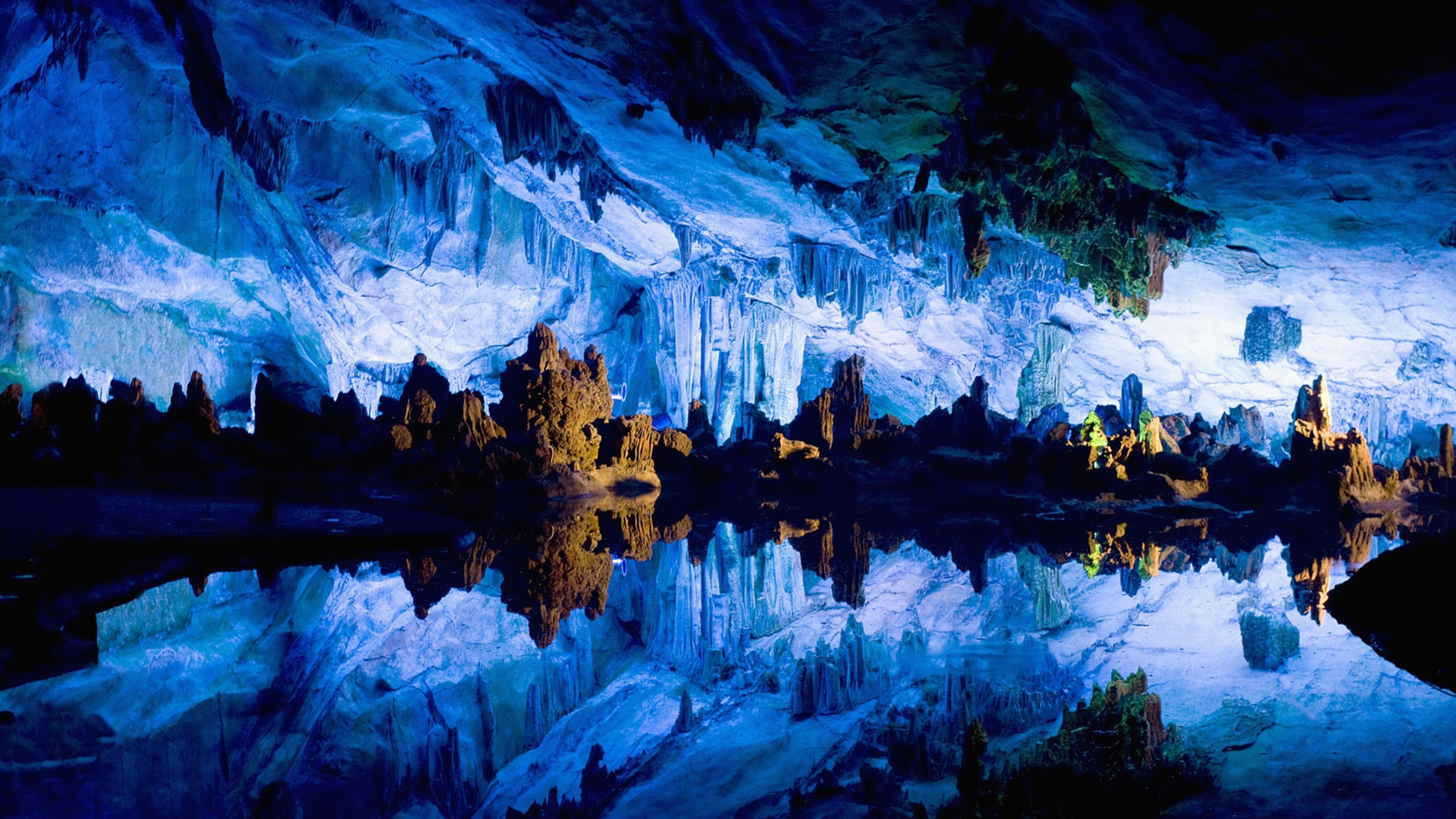 Wallpaper Cave: Caves With Water Wallpapers