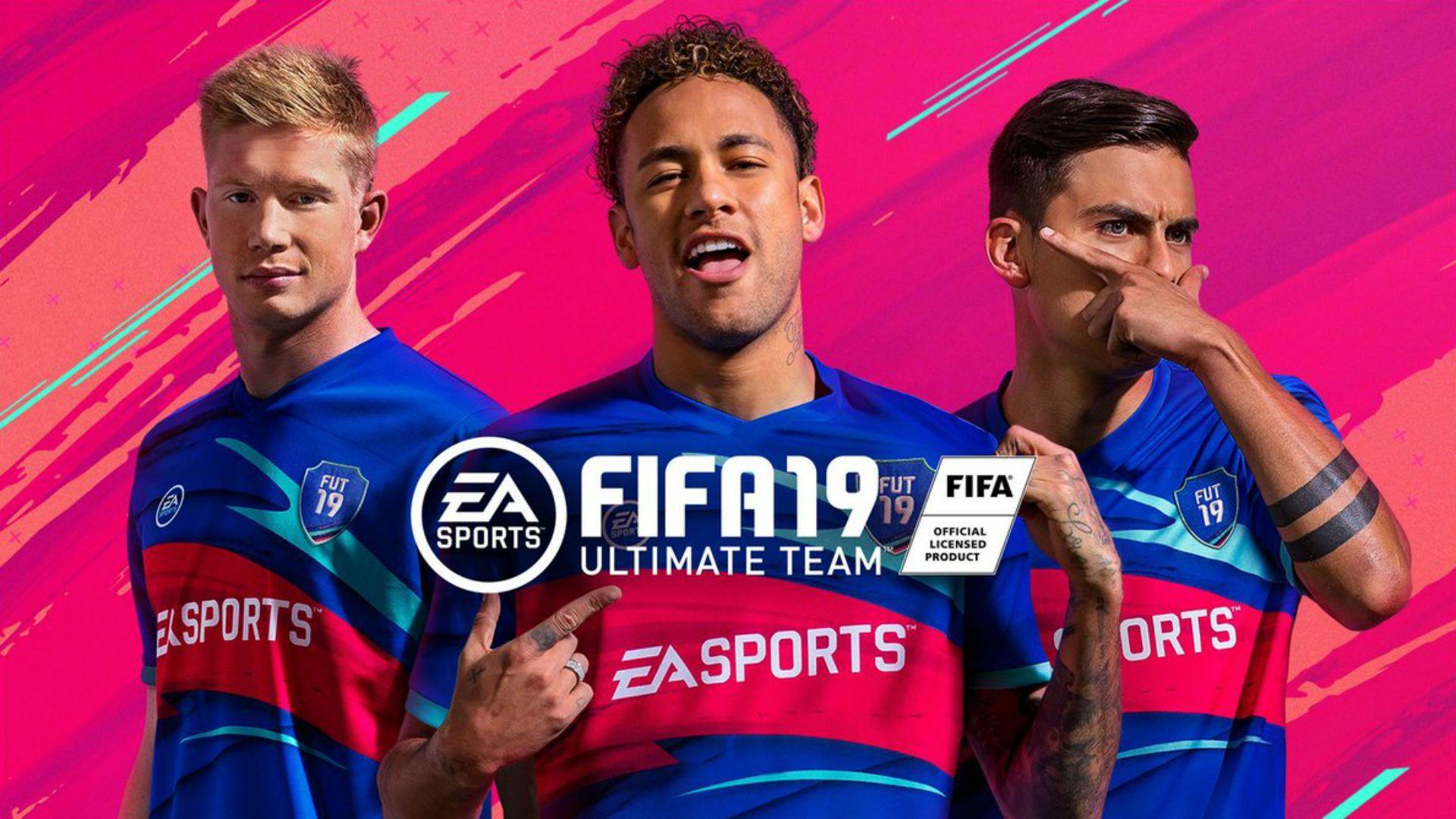FIFA 19 HD Wallpapers - Wallpaper Cave
