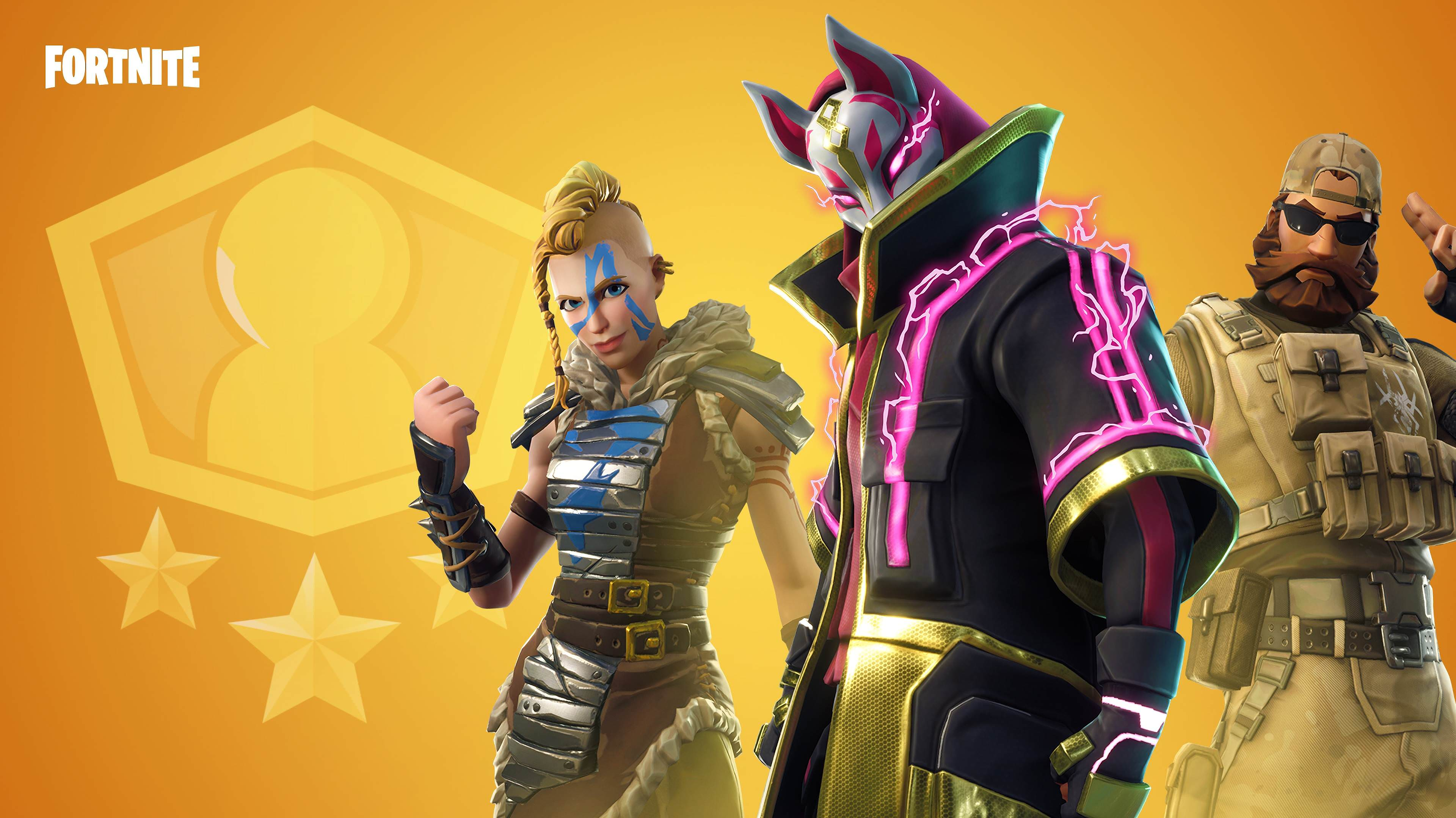 Huntress 4K 8K HD Fortnite Battle Royale Wallpapers