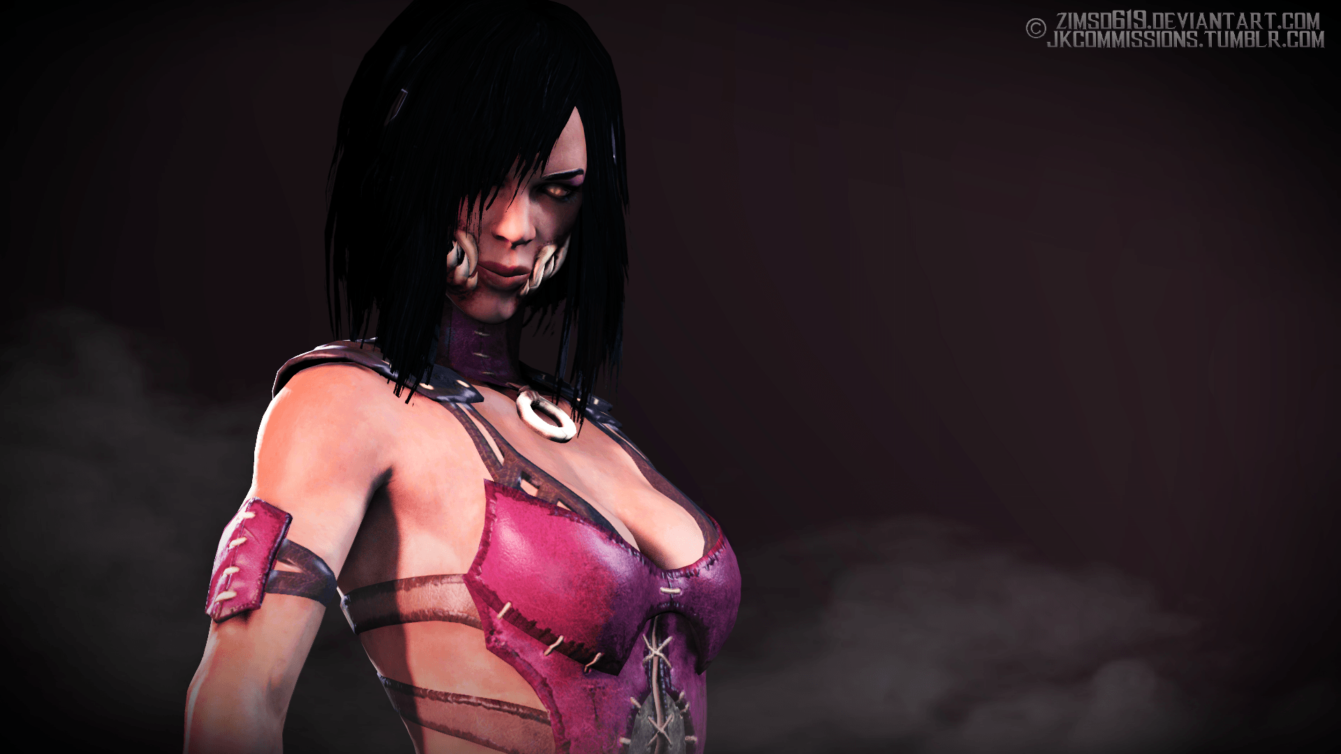 Mileena By Zimsd619 On DeviantArt