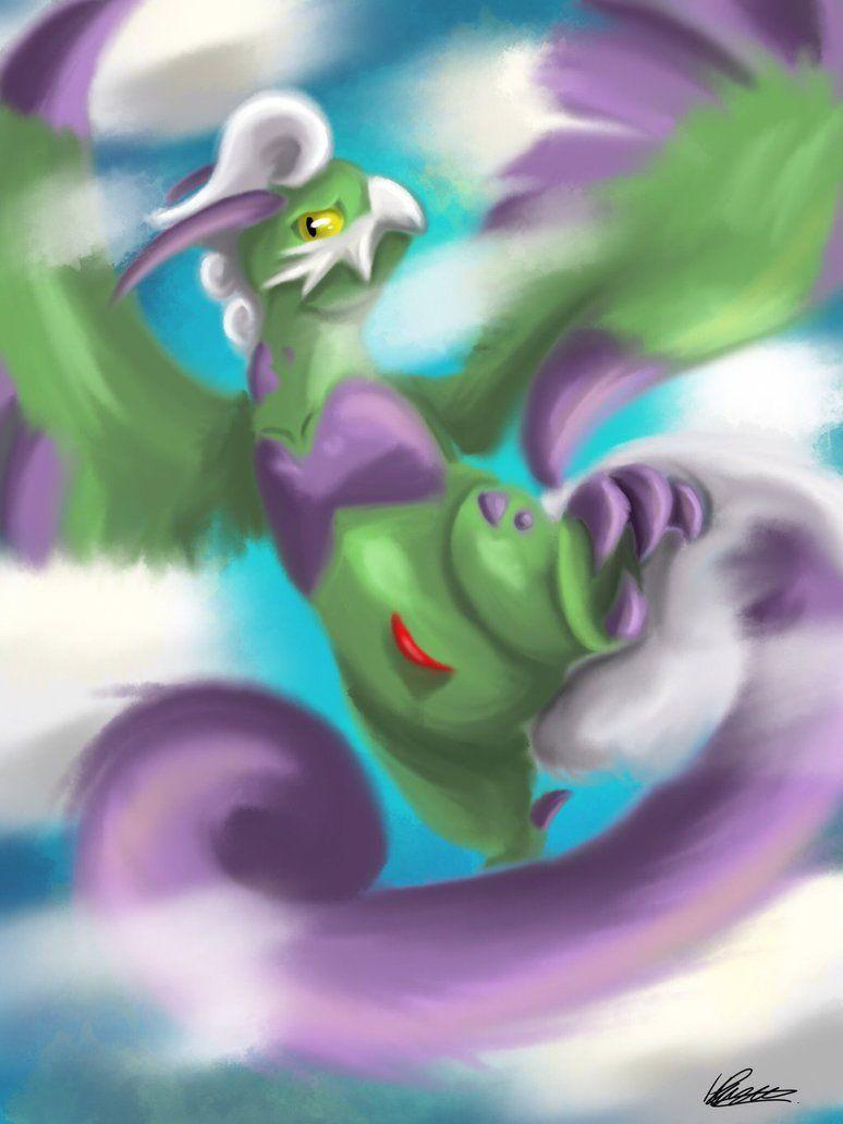 Tornadus Therian Forme by dragorazer
