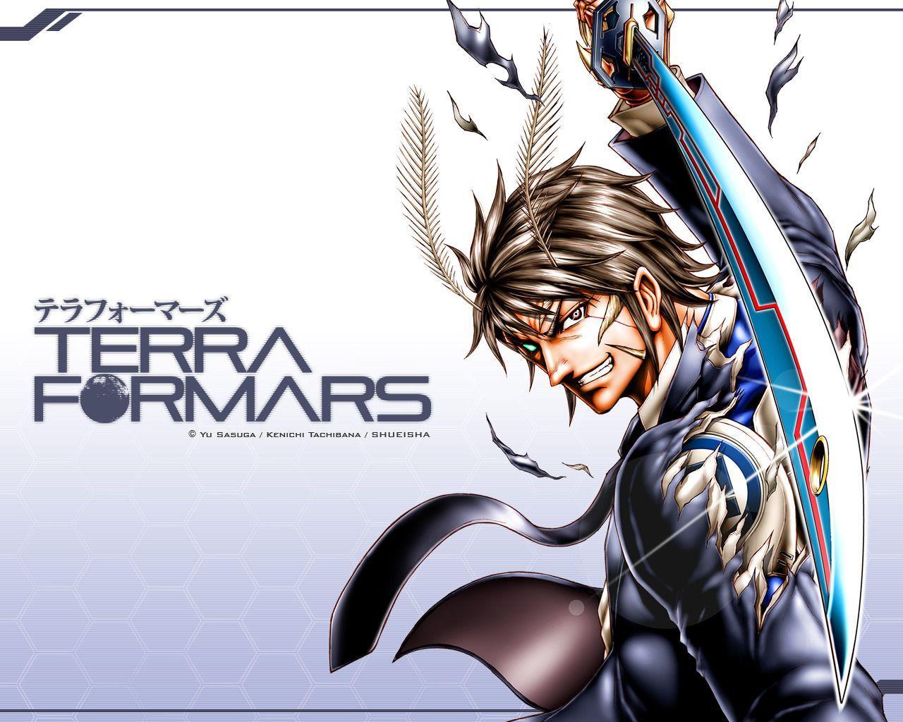 Terra Formars Wallpapers Wallpaper Cave
