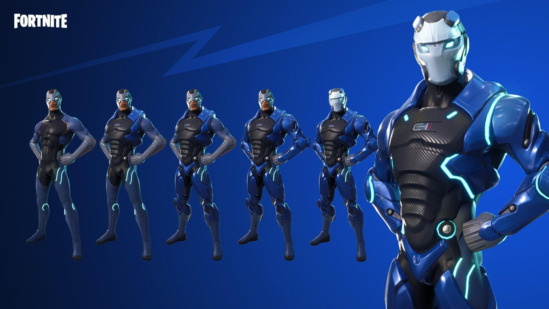 Carbide Fortnite Wallpapers Wallpaper Cave