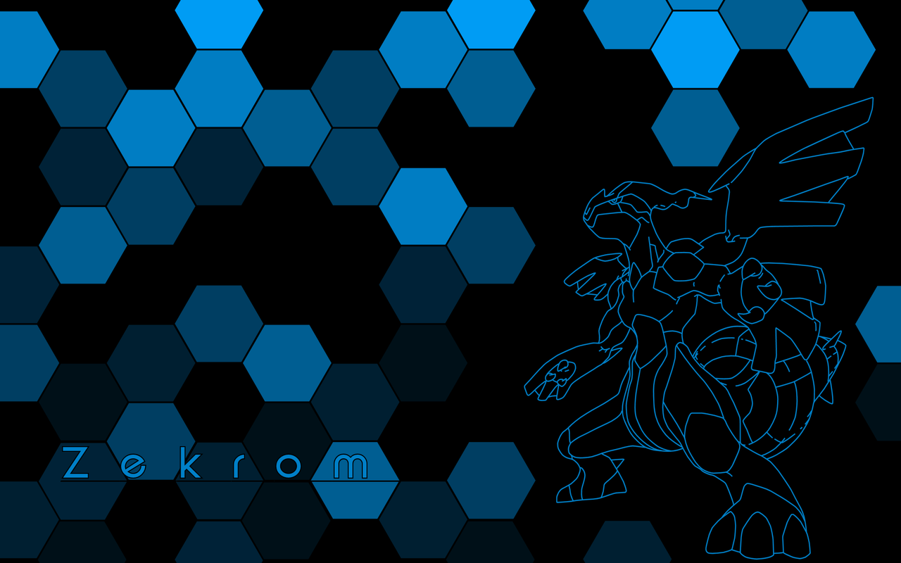 Zekrom Wallpapers