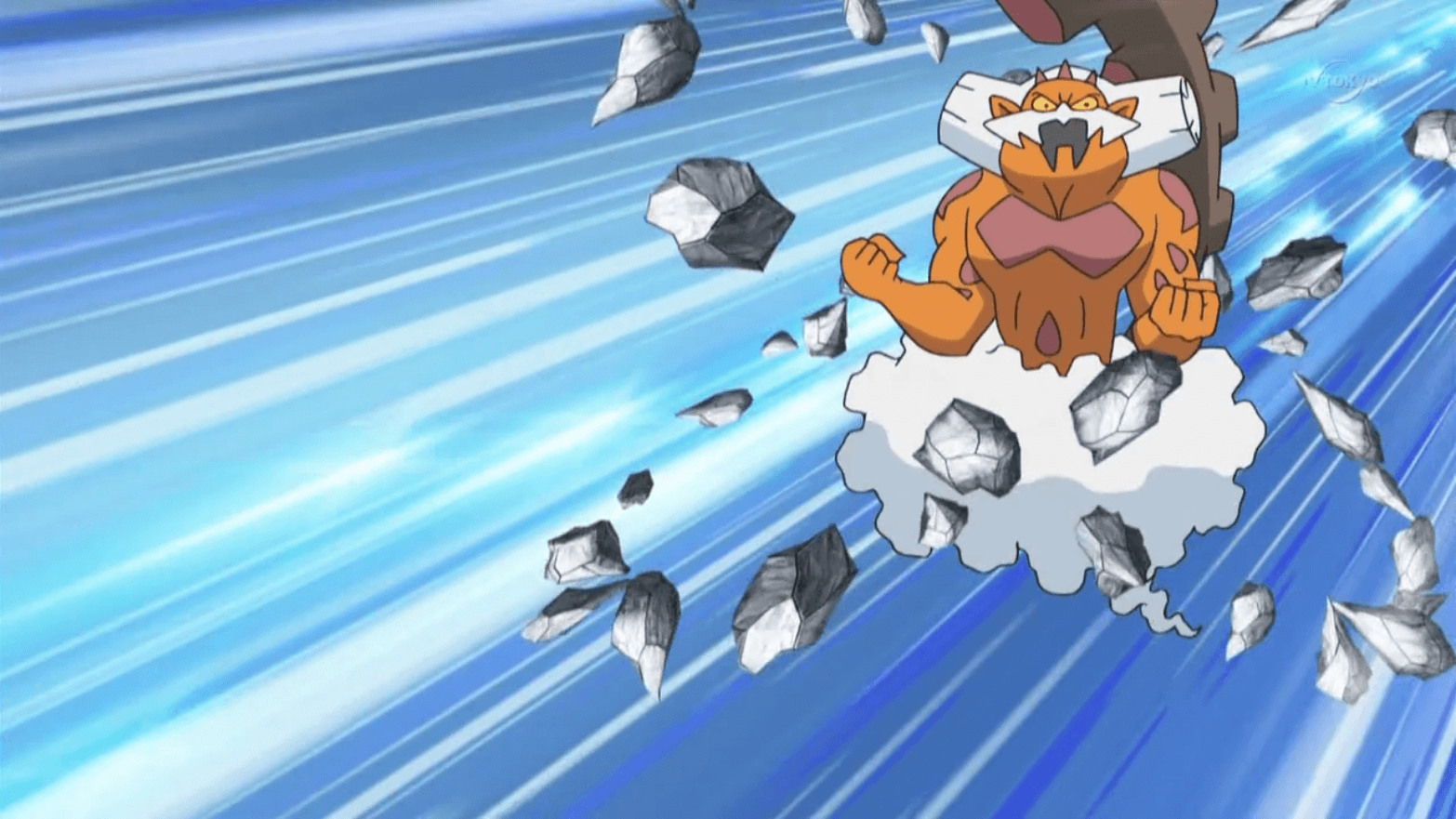 pokemon anime landorus obelisk - Google Search | Pokemon | Pinterest ...