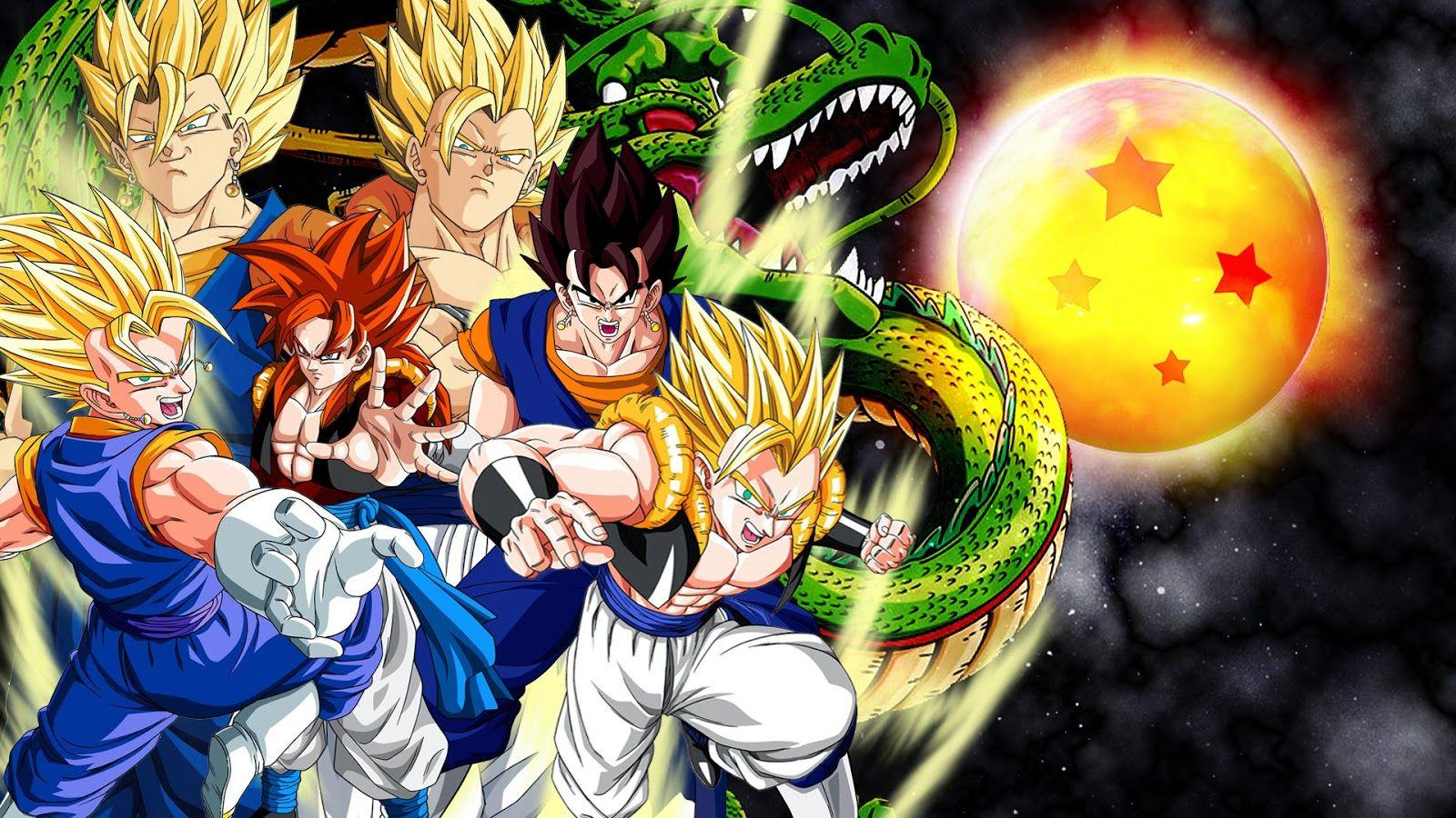 Goku All Forms Wallpapers Wallpaper Cave