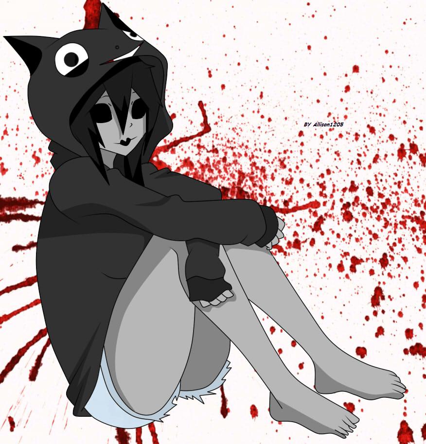 Anime Girl Killer Wallpaper: Jane The Killer Wallpapers