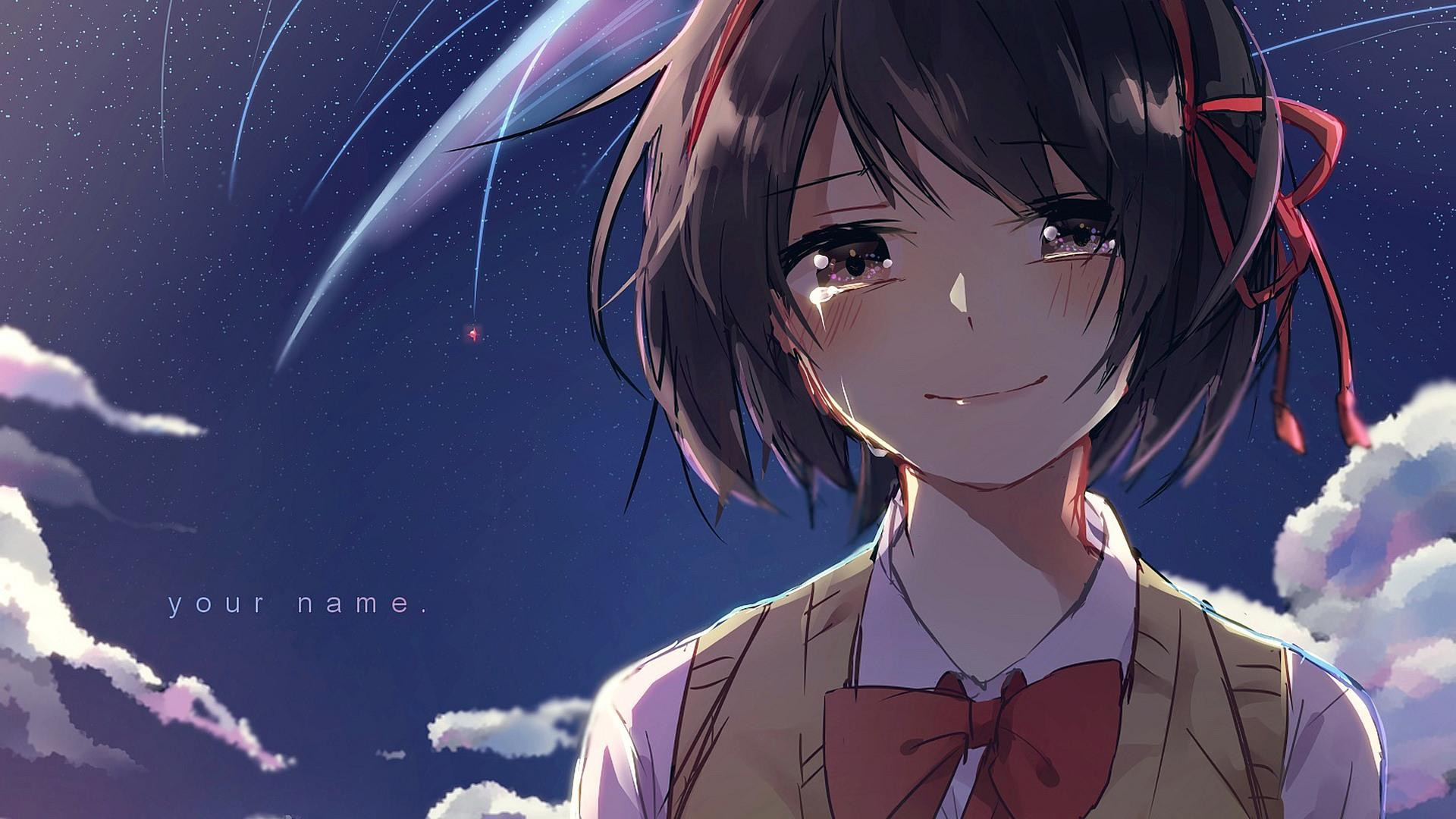 Crying Anime Wallpapers - Wallpaper Cave