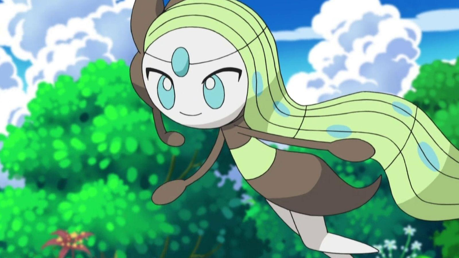 Meloetta 'Pokémon ORAS/XY' Event: Get the legendary in your Pokédex ...