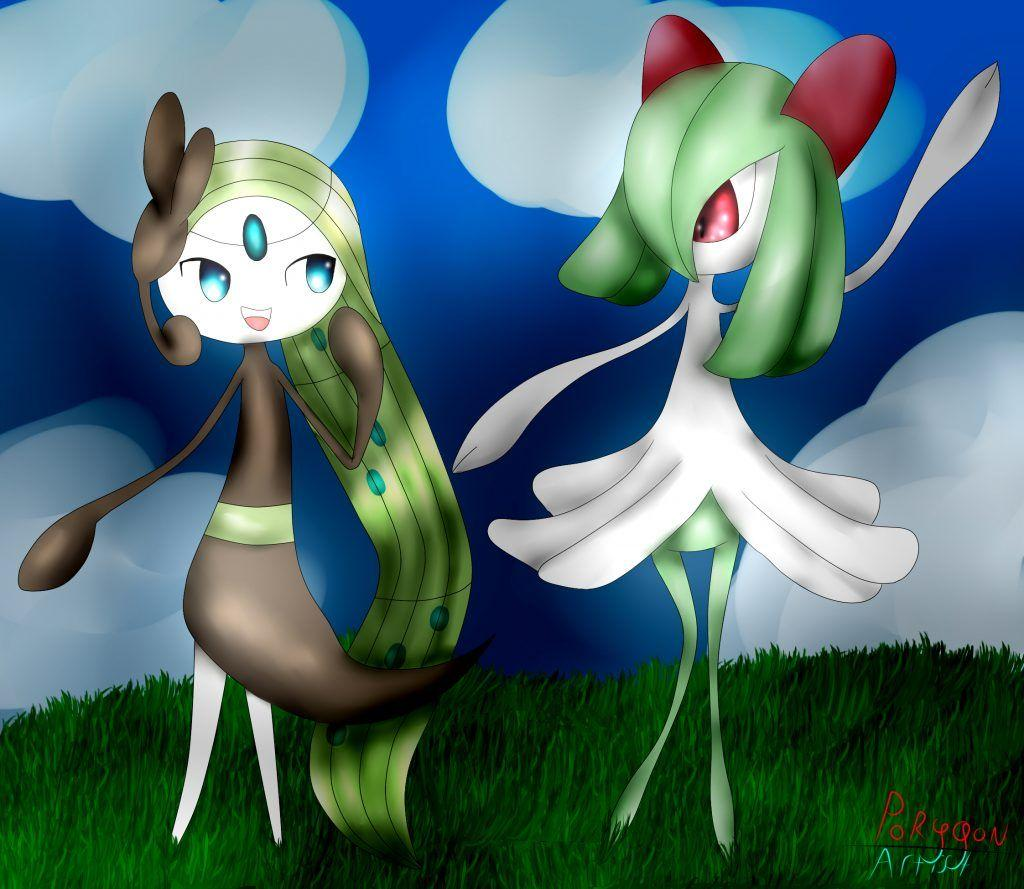 Meloetta HD Wallpapers 20+ - ondss.com