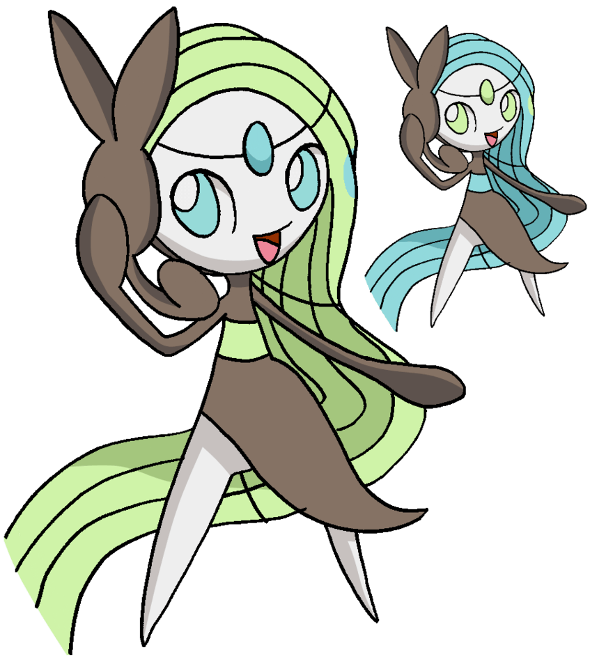 Meloetta give away! Hey Pokemon fans of The Pokemon Community! To ...