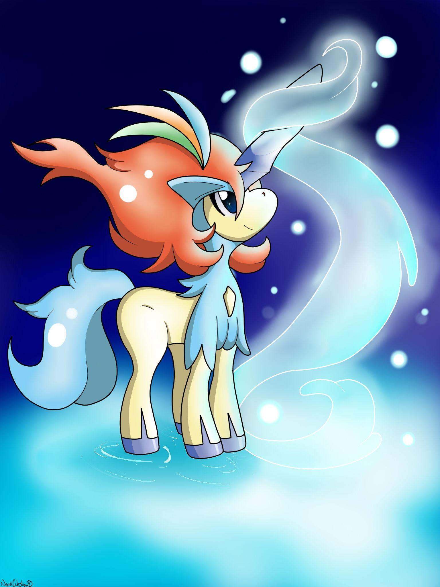 Keldeo HD Wallpapers