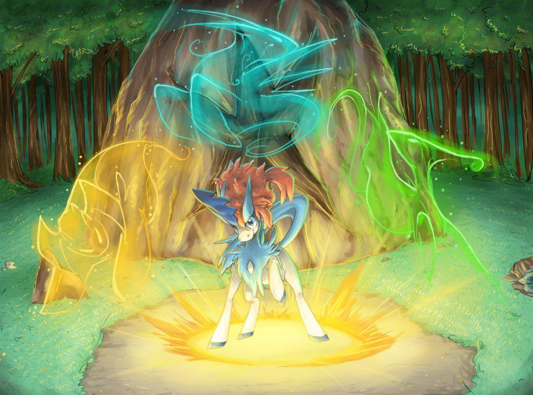 pokeddexy 18 water - keldeo by Peegeray on DeviantArt