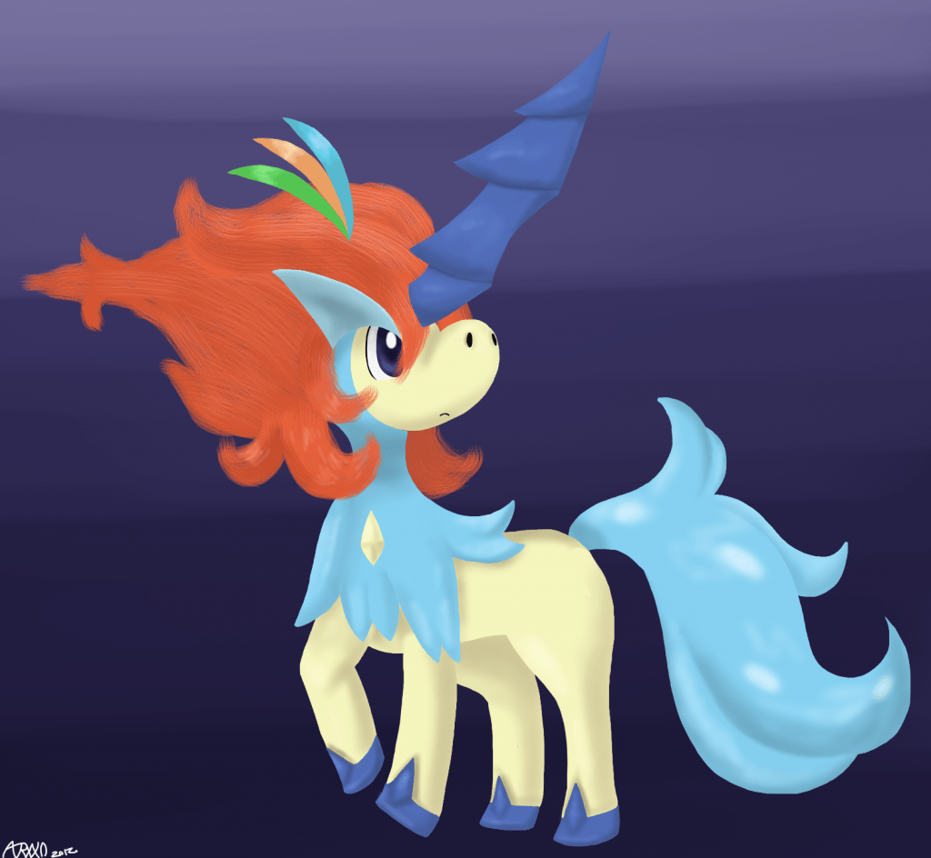 Keldeo HD Wallpapers 20+ - ondss.com