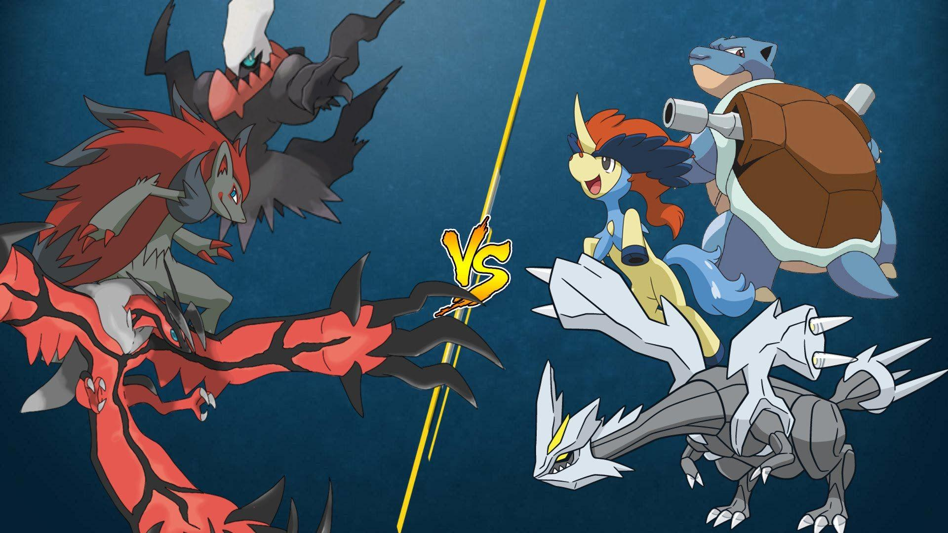 PTCGO Stream Match] Zoroark and friends vs Keldeo/Blastoise/Kyurem ...