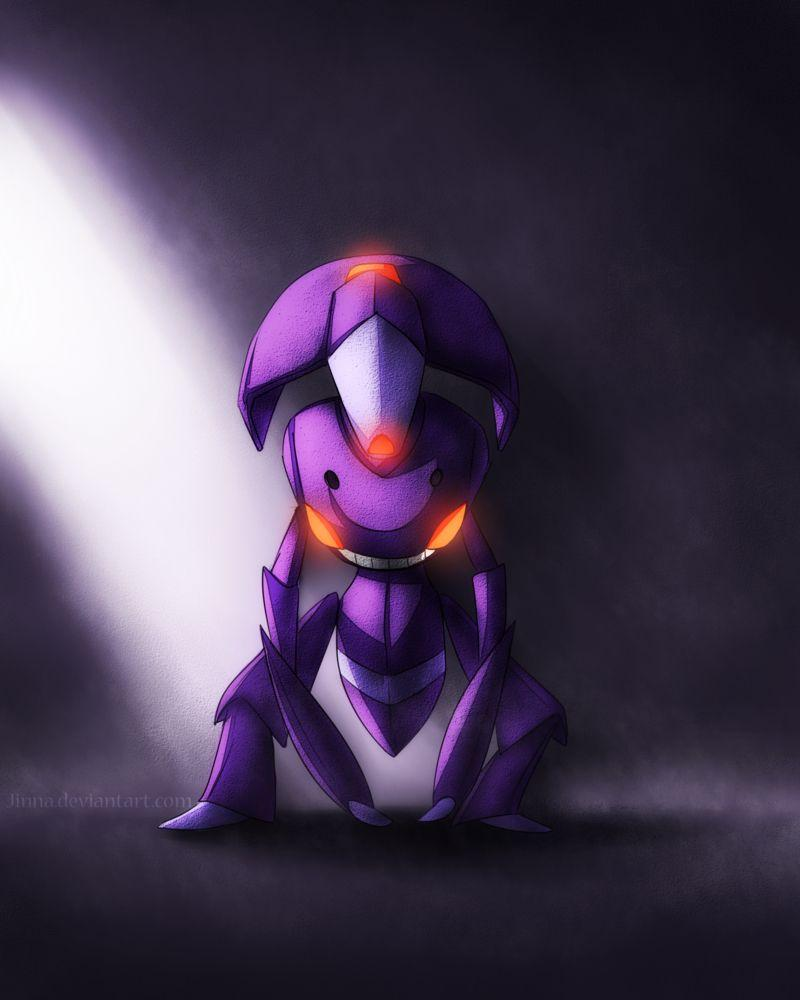 Genesect Alone